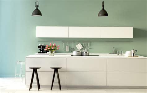 couleur mur de cuisine peinture choisir les couleurs de ses pièces en 6 é