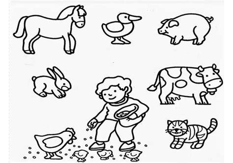 farm animal template animal templates  premium