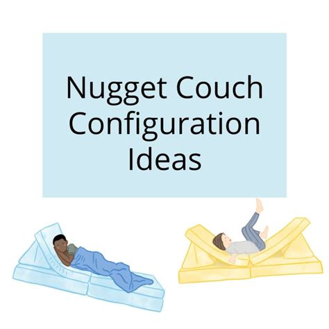 nugget couch configuration ideas  modern mindful mom