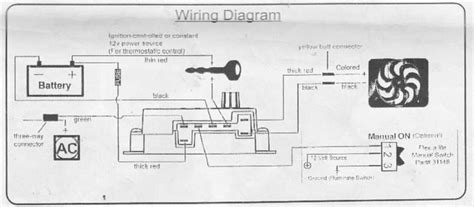 Suitable Electric Fan Replace Clutch Page