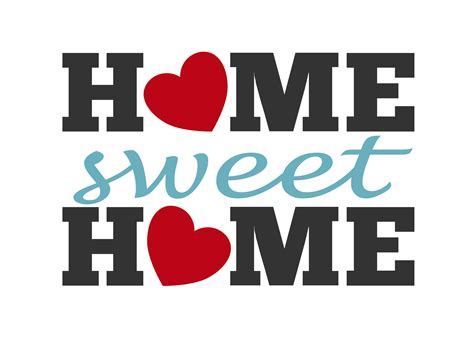 Free Printable Home Sweet Home Sign