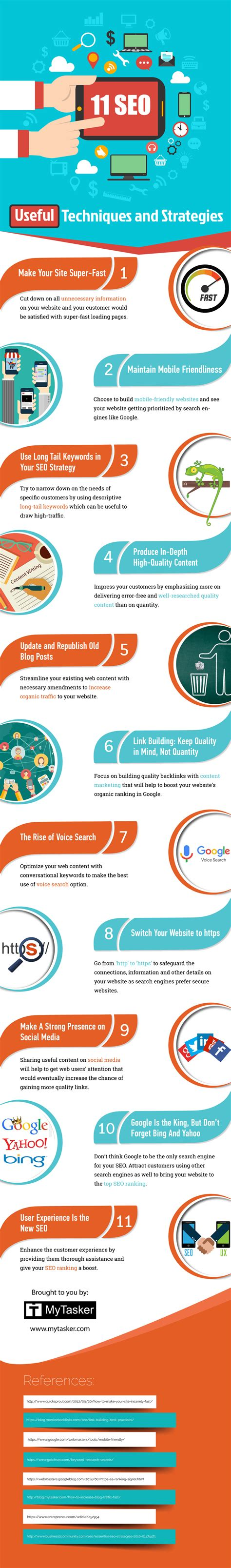 Seo Techniques by 11 Seo Techniques To Boost Your Presence In 2018