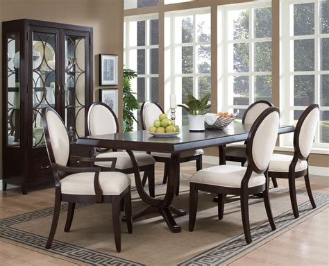 home design love the chairs sophie mirrored dining table