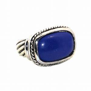 Lapis lazuli 925 sterling silver top quality fancy jewelry for Best quality wedding rings