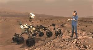 'Mixed Reality' Technology Brings Mars to Earth - Mars ...