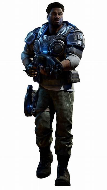 Gears War Walker Delmont Gearsofwar Fandom Wikia