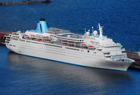 Thomson Dream Cruise Ship Latest News | Fitbudha.com