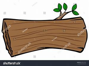 Hollow Tree Trunk Stock Vector 208167292 - Shutterstock