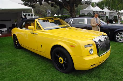 Rolls-royce Phantom Drophead Coupe 33 Free Car Wallpaper