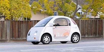 Driving Self Google Cars Coming Incriminato Volvo