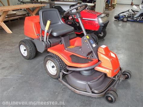 Motor 10 Pk by Frontmaaier Husqvarna Rider 11 Motor 10 5 P