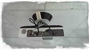 Interactive Projector Ceiling Mount Installation Guide