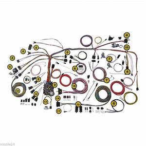 Purchase 1969 Camaro Wiring Harness Kit American Autowire