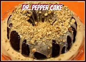 Dr Pepper Cake Mix