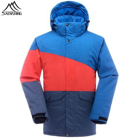 buy saenshing winter ski jacket men