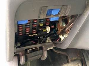 2005 Nissan Sentra Fuse Box Location