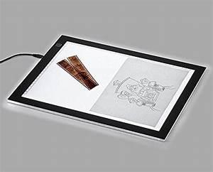 Tablette Lumineuse Dessin : table dessin esynic a4 led tablette lumineuse ~ Nature-et-papiers.com Idées de Décoration