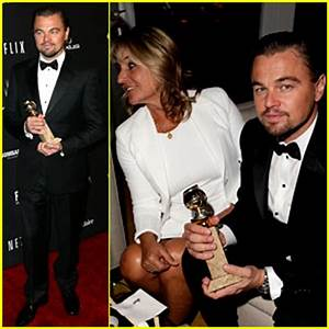 Leonardo DiCaprio's Girlfriend Toni Garrn Joins Him at ...