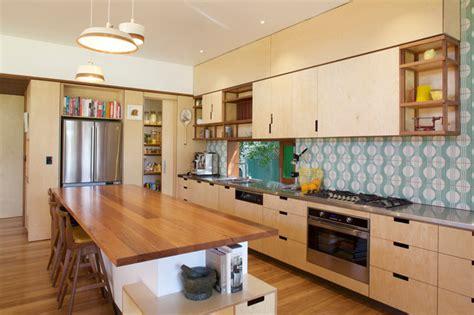 what is island kitchen bardon garden house contemporary kitchen brisbane 7039