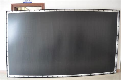 projector projection screen   curved fixed
