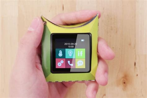 make your own smartphone yanko design