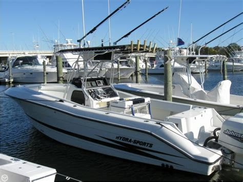 Hydra Sport Boats Used by Hydra Sports 2596 Vector Cc In Florida Power Boats Used