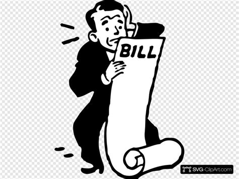 clipart bill 10 free Cliparts   Download images on ...