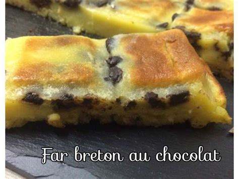 breton en cuisine recettes de far breton de kro en cuisine