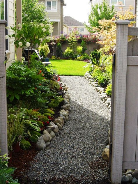 landscaping ideas for the side of the house side yard landscaping on large backyard landscaping steep hillside landscaping and