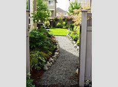 Side Yard Landscaping on Pinterest Large Backyard