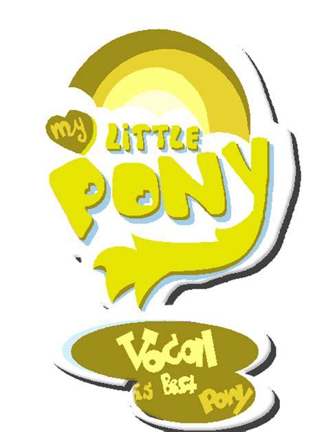 pony remix vocal deviantart