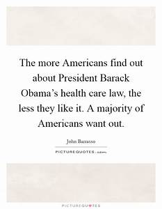 Obama Care Quot... Obama Health Insurance Quotes
