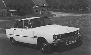 Rover P6  P6b - Classic Car Review