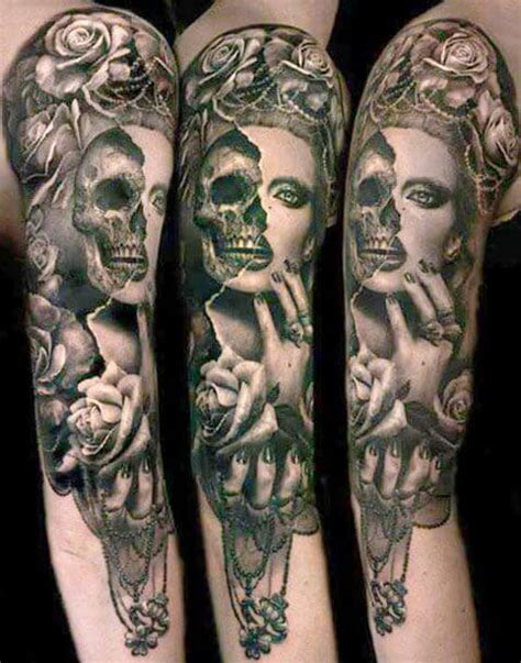 The Best Skull Tattoos For Men Improb