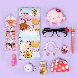 glow in the stickers kawaii box january 2015 1 kawaii box