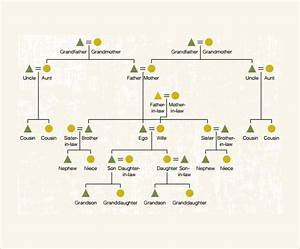 10 Kinship Diagram Templates To Download
