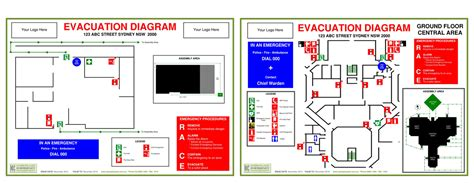 purpose of floor plan workplace emergency management evacuation diagrams
