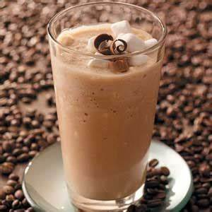 Cappuccino Smoothies Recipe Taste of Home