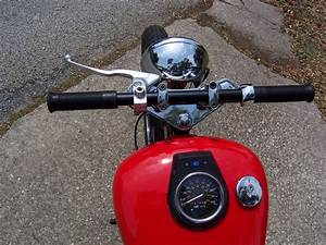 Bobs Chop Shop  2000 Suzuki Savage Ls650 Bobber    Chopper