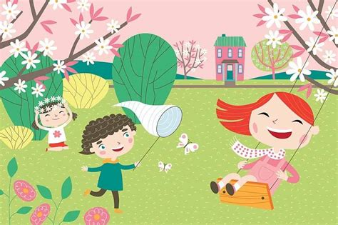 daily preschool themes and curriculum the perpetual 435 | spring