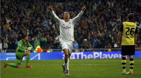 Real Madrid overwhelm Borussia Dortmund as Cristiano ...