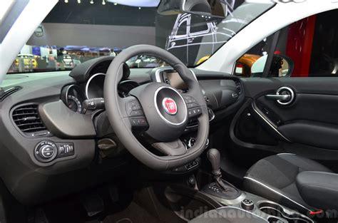fiat  interior    paris motor show