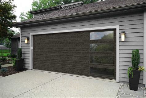 modern steel collection quality overhead door