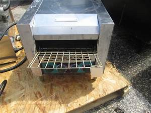Toastmaster Tc17a3 Commercial Conveyor Toaster Pass