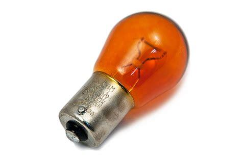 bmw 12v 21w indicator rear orange light bulb fits most