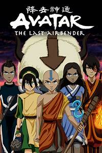 Avatar The Last Airbender Tv Series 2005 2008 Posters