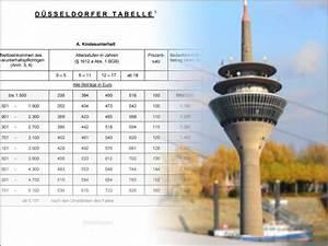 Kindesunterhalt Neu Berechnen : d sseldorfer tabelle 2018 unterhaltstabelle ~ Themetempest.com Abrechnung