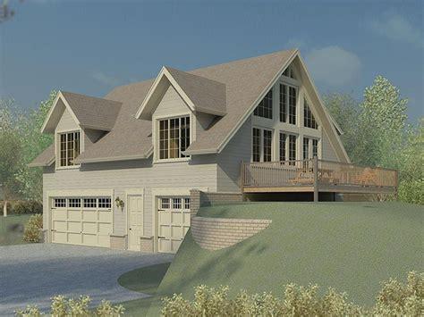 hillside garage plans garage apartment plans garage apartment plan doubles as