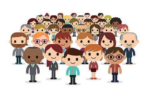 Royalty Free Cartoon People Clip Art, Vector Images