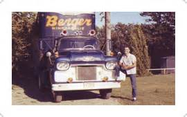 history  berger allied berger storage  moving